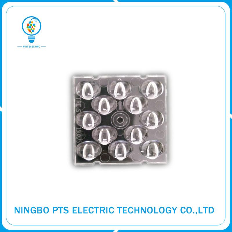 High Quality Optical Plastic Light Lens High Power Street Light Lens with Ce