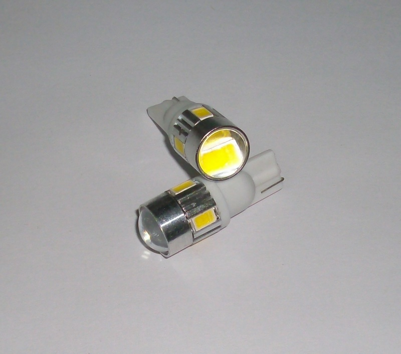 T10 LED Car Light (T10-WG-006Z5730)