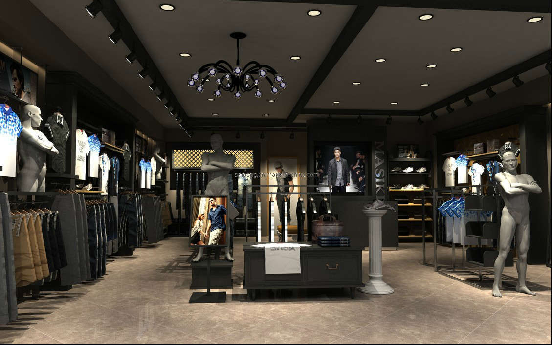 Clothing Store Interior Design Ideas Quotes