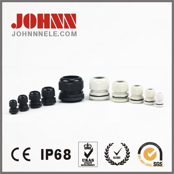 Plastic Waterproof Cable Connector M Extension Type