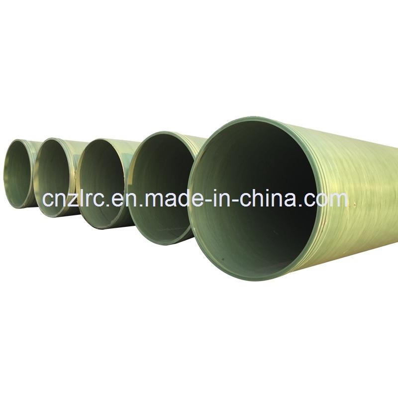 Dn25-4000mm FRP GRP Polyester Fiberglass Composite Process Pipe