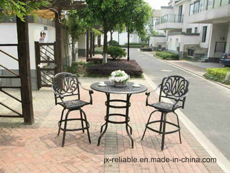 Practical Amalfi 3 Piece Bar Set Furniture for Outdoor