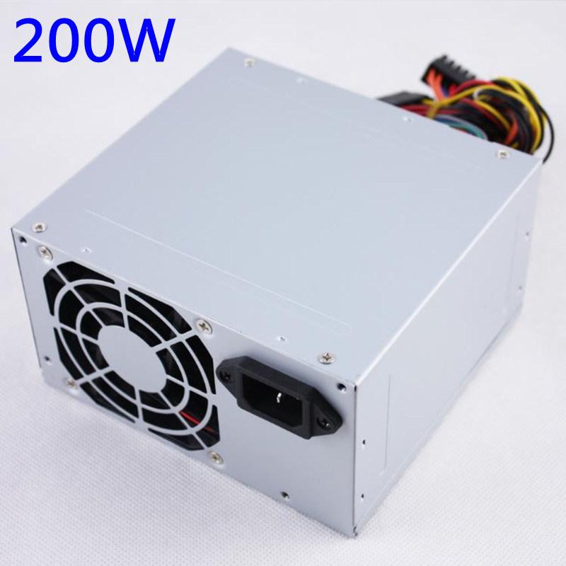 Renew 200W PC Power Full Watta Power Supply with 8cm Single Fan