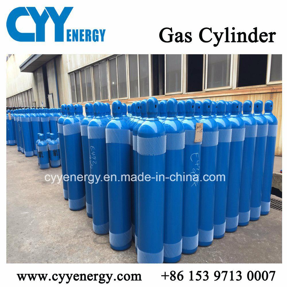 200bar High Pressure Stainless Steel Oxygen Nitrogen Hydrogen Argon Helium CO2 Gas Cylinder
