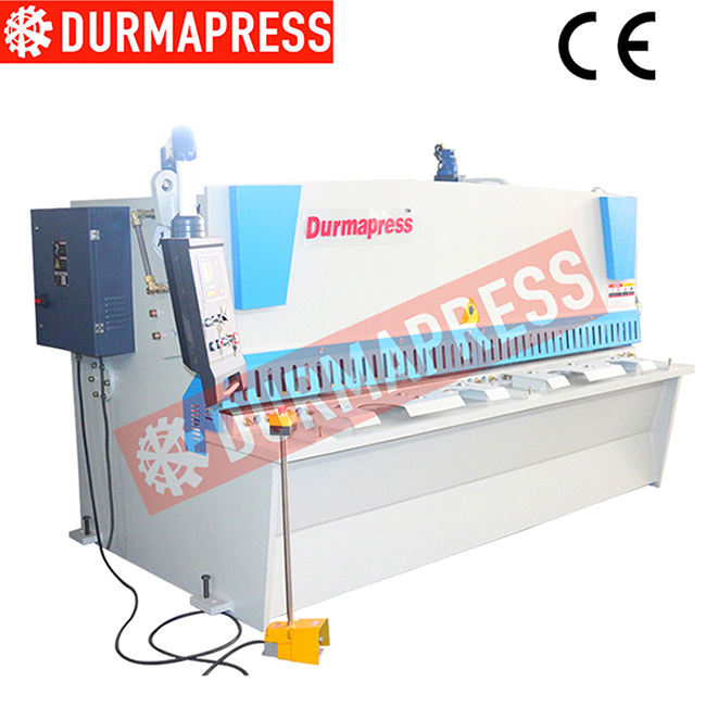 Swing Arm Stainless Steel Sheet Cutting Machine/Hydraulic Metal Shear Machine/Steel Plate Cutter
