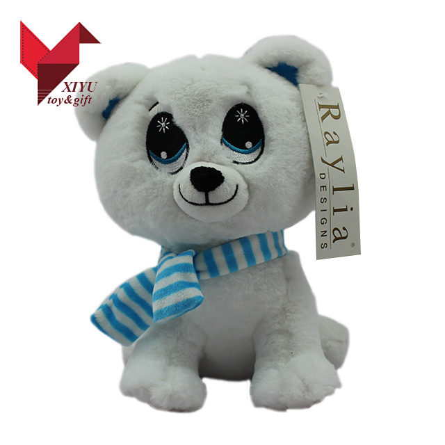 2017 New Wholesale Custom Stuffed Plush Toy Bear Manufacture