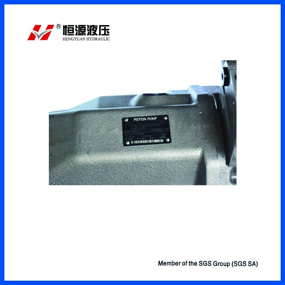 A10vo Rexroth Hydraulic Piston Pump HA10VSO71DFR/31L-PPA62N00