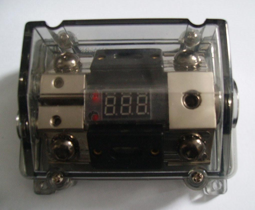 Digital fuse block