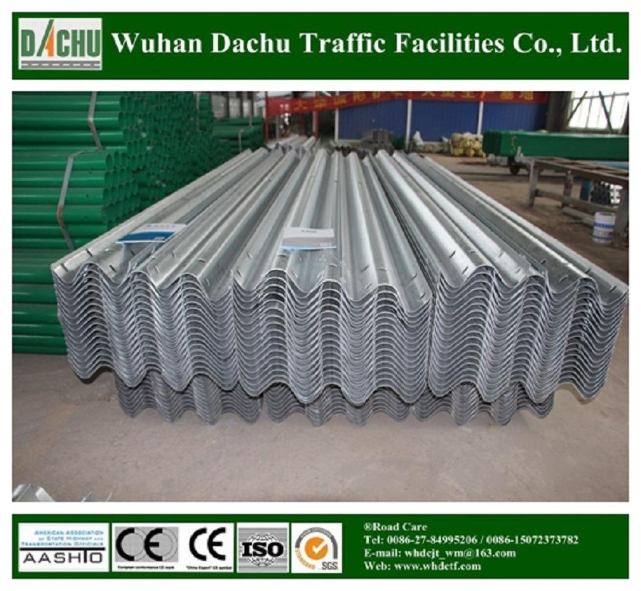 AASHTO M180 Highway Metal W-Type Guardrail System