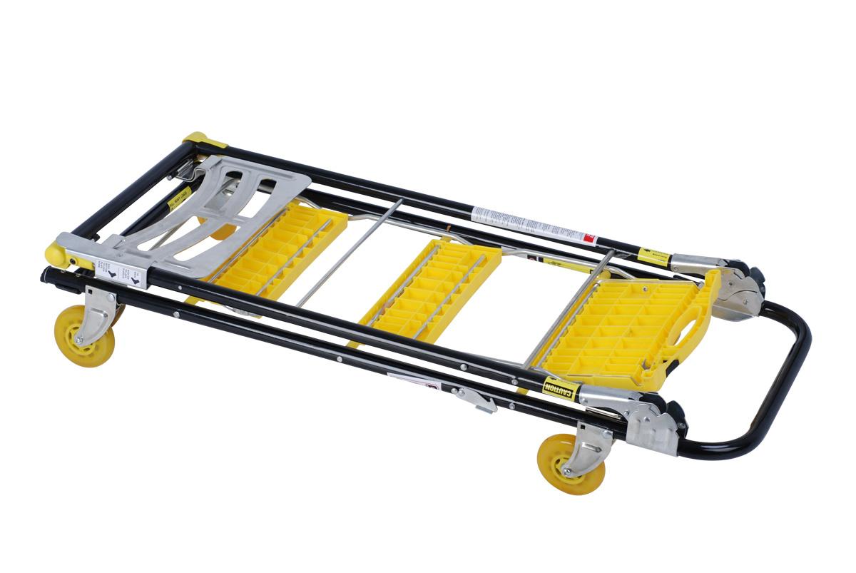 Best Selling Super Folding Step Ladder Trolley 3 in 1