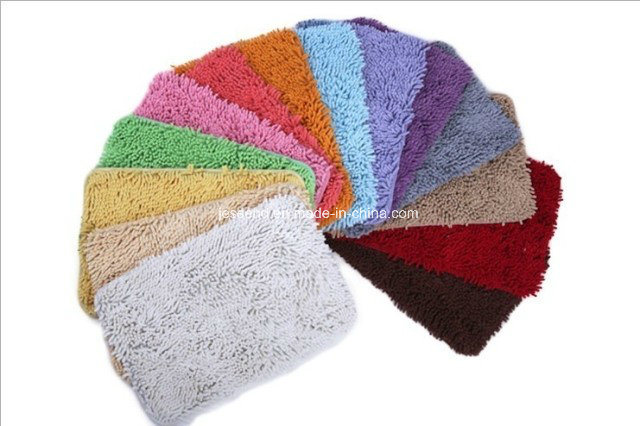 Modern Style Attractive Style Multifunction Chenille Carpet Bath Mats