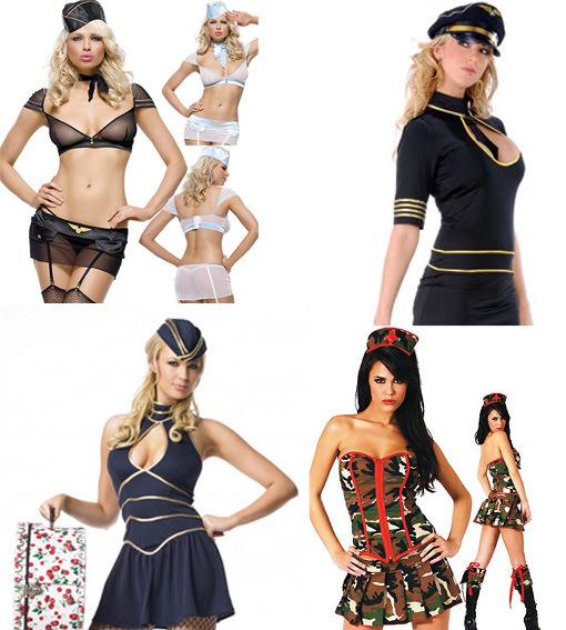 China Sexy Lingerie / Sexy Costume / Uniform (E0236