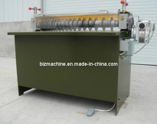 rubber sheet slitting machine