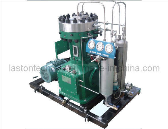 High Pressure Gas Compressor : China high pressure diaphragm air gas oxygen