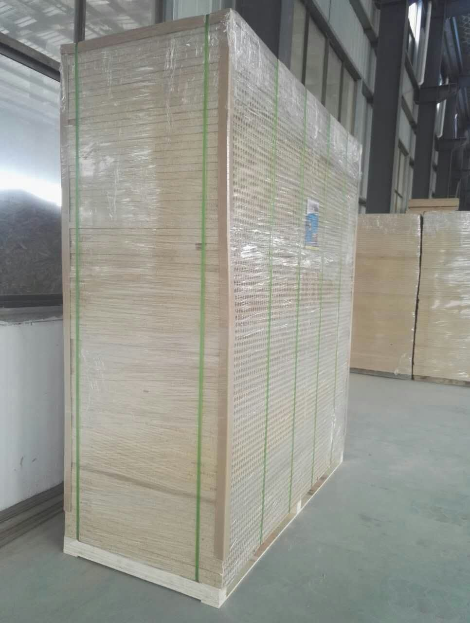 Hollow Chipboard/Particleboard/Hollow Core Chipboard/Hollow Particleboard