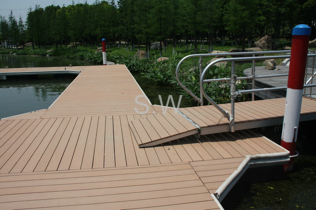 China Synthetic Wood Decking Swfs 001 China Composite
