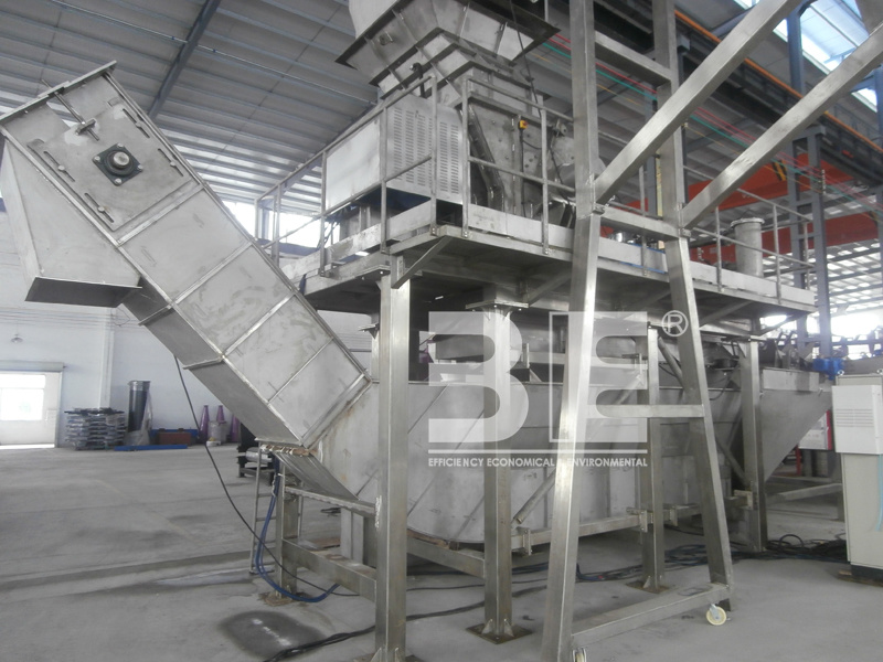 Spent Lead-Acid Batteries Recycling Line of Recycling Machine with Ce