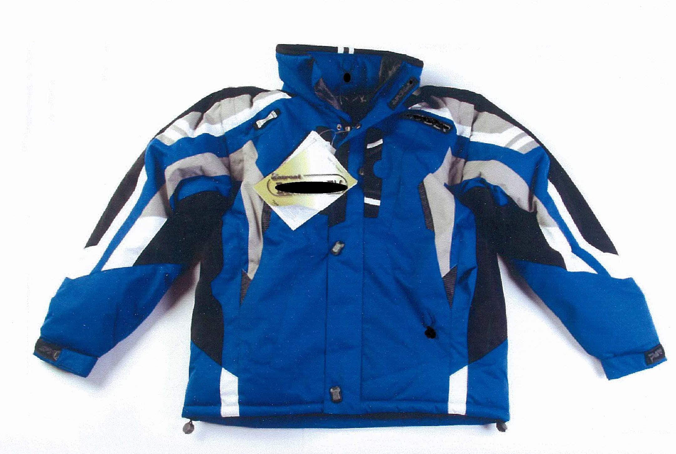 Mossi Journey Ladies Leather Jacket (Black, Size 14)