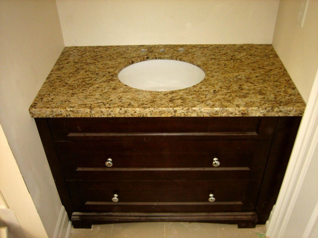 China Single Sink Vanity Top Wf 43 China Single Sink Vanity Top Vanity T
