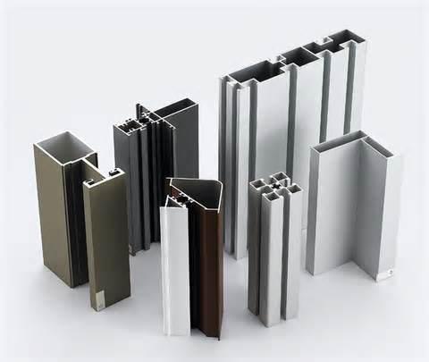 Aluminum Extrusion Profile-Industrial Aluminium