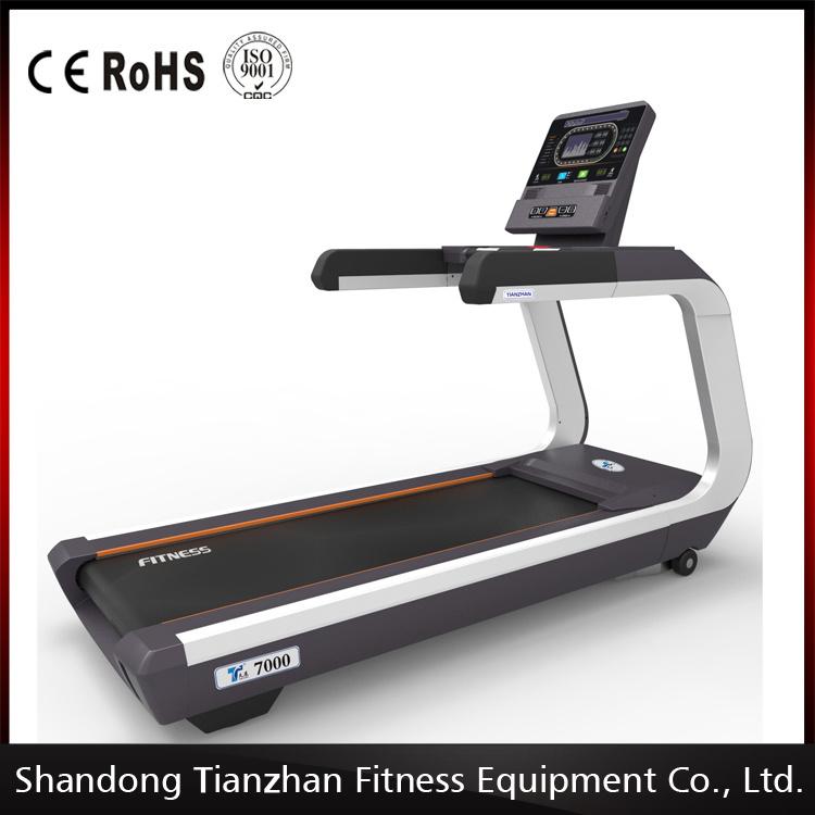 New Fitness Equipment/ Touch Screen Treadmill Tz-7000A