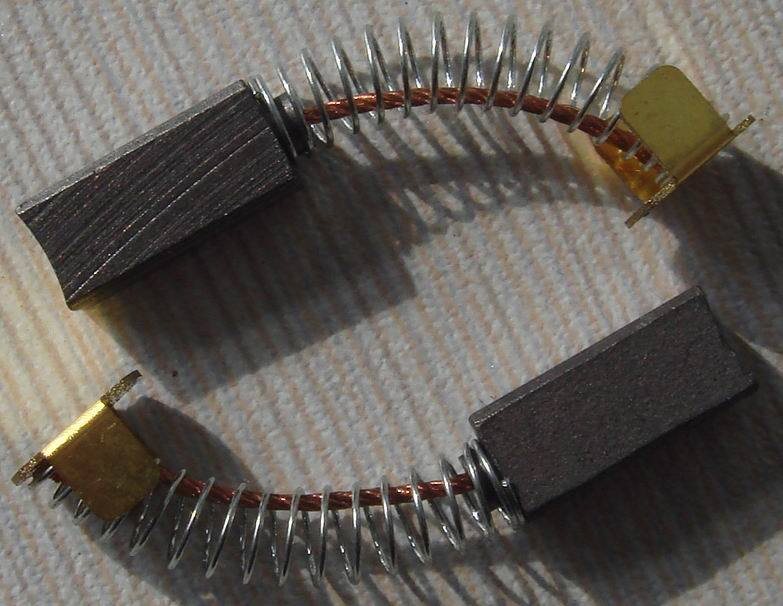 Image Electric Motor Brush Download