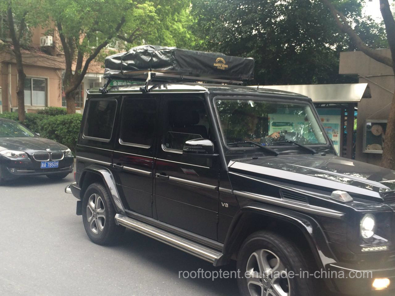 Waterproof 2017 Popular SUV Roof Top Tents for Camping