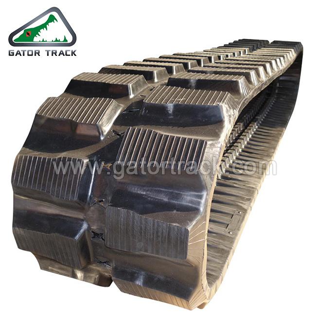 450*71 Excavator Rubber Track Caterpillar 307cac 307CCC 307SSR