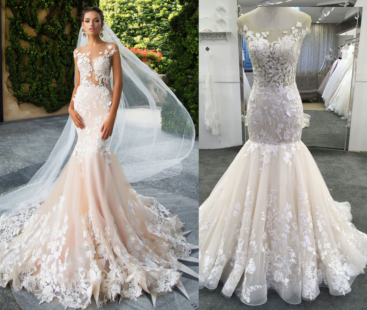 Top Trendy Vestido De Novias Wedding Dress