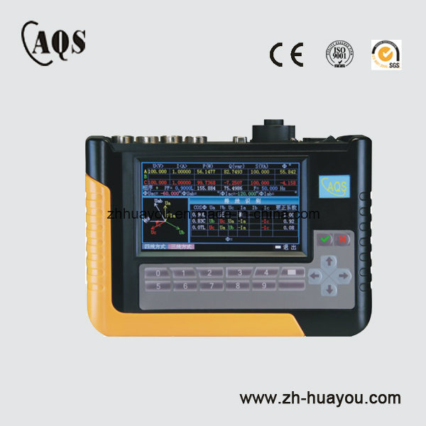 Three Phase Electric Calibration′s Instrument for Electronic Energy Meter