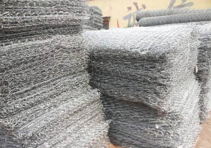 Gabion/Stone Cages/Gabion Boxs Wire Cage Rock Wall
