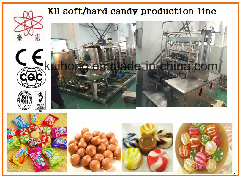 Kh 400 Hot Sale Hard Candy Machine