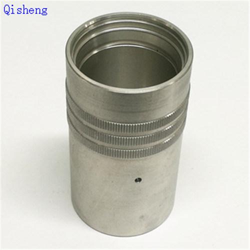 CNC Machining Parts, Aluminum Alloy, Black, Custom Make