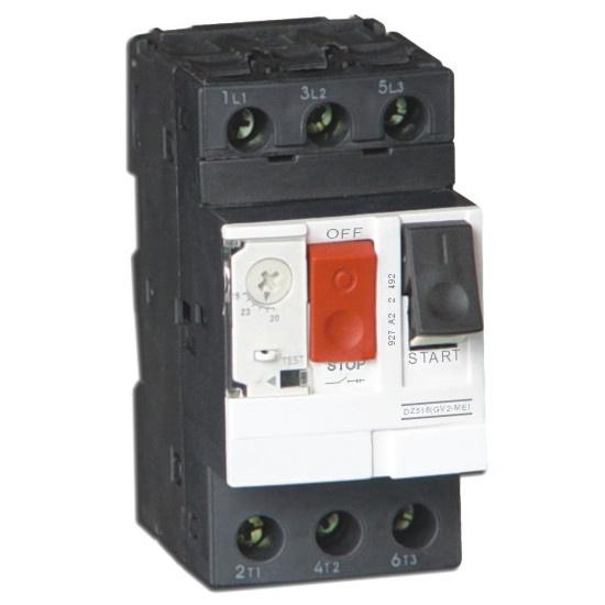 Motor Protector Motor Protection Circuit Breaker Dz518 Gv2-P