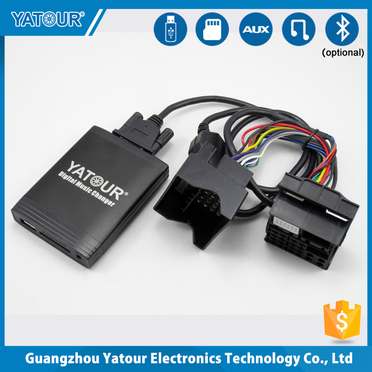 Yatour Yt-M06 (for VW/Toyota/BMW/Honda/Lexus/Nis/Maz...) Adapter