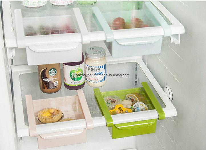 Refrigerator and Fridge Storage Organizer Bins Desk Organizer