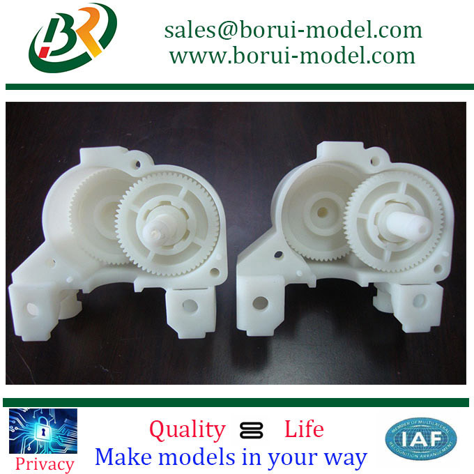 CNC Prototype for Plastic Mold