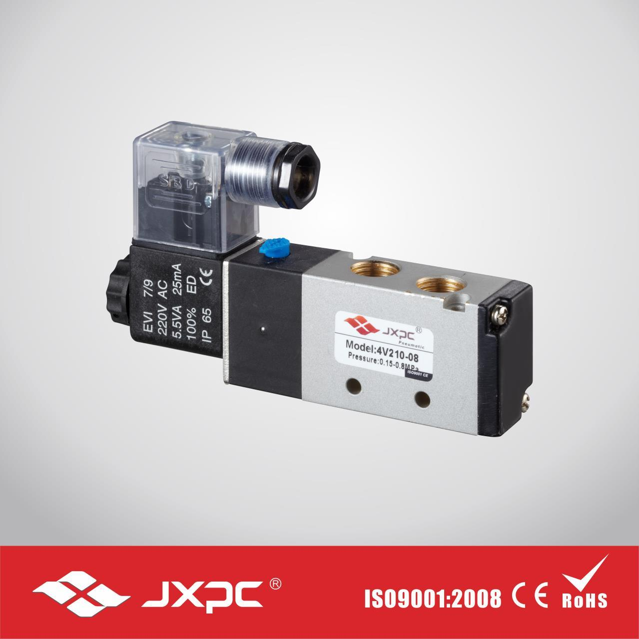 4V 100-400 Pneumatic Solenoid Valve