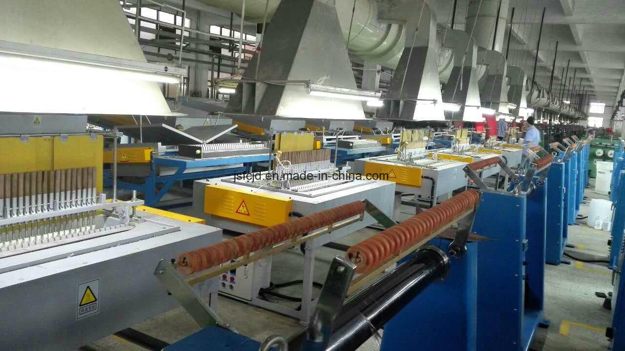 Ultra-Fine Copper Wire High Speed Annealing Tin Machine (FC-TX16)