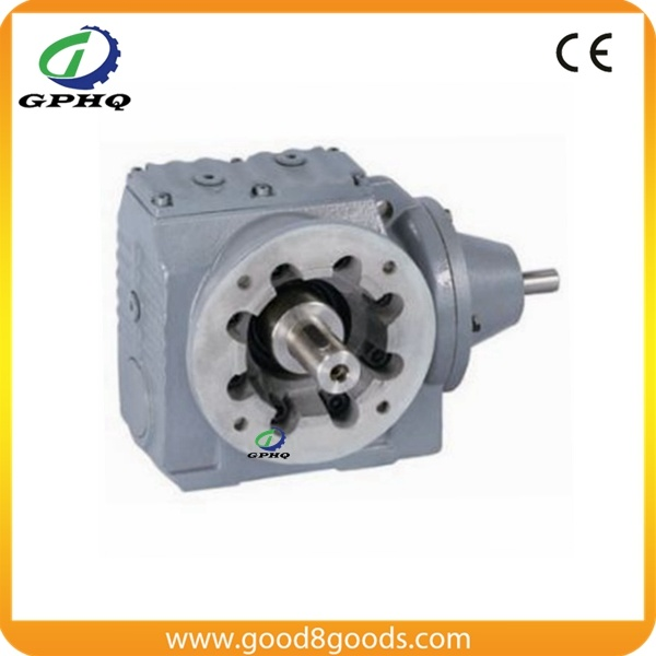 S Helical-Worm Gear Motor for Crane