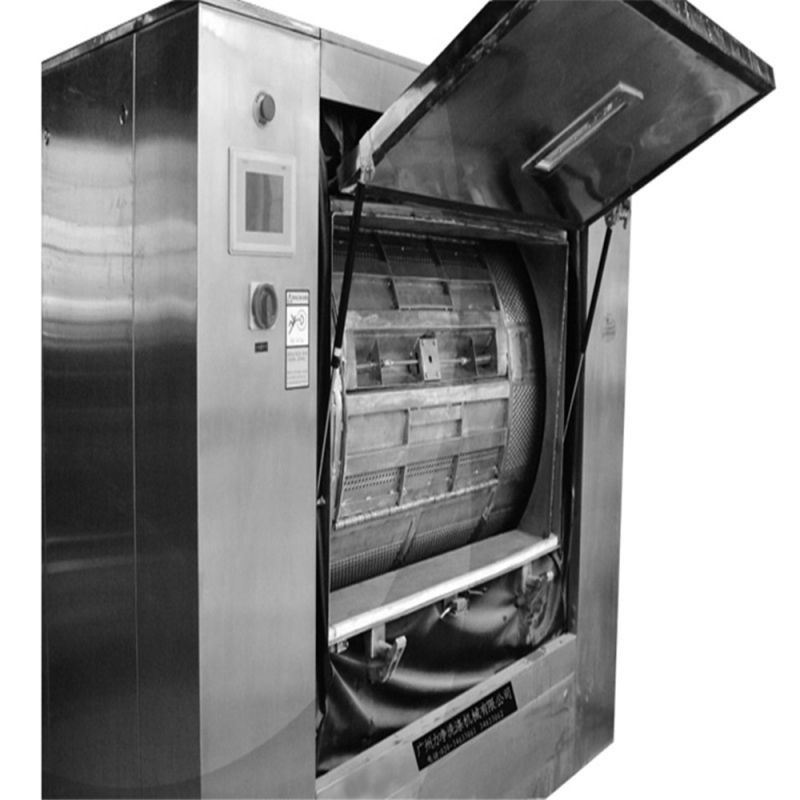 Gl Fully Automatic Isolating Type Industrial Washer Extractor