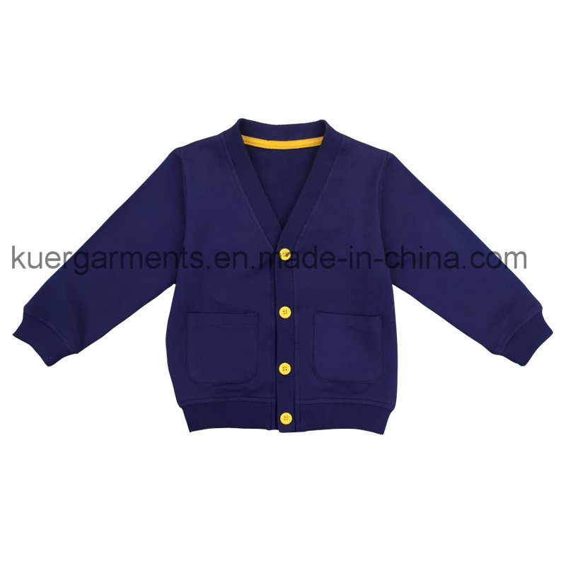 High Quality Fashion Boy Coat in Kids Clothes