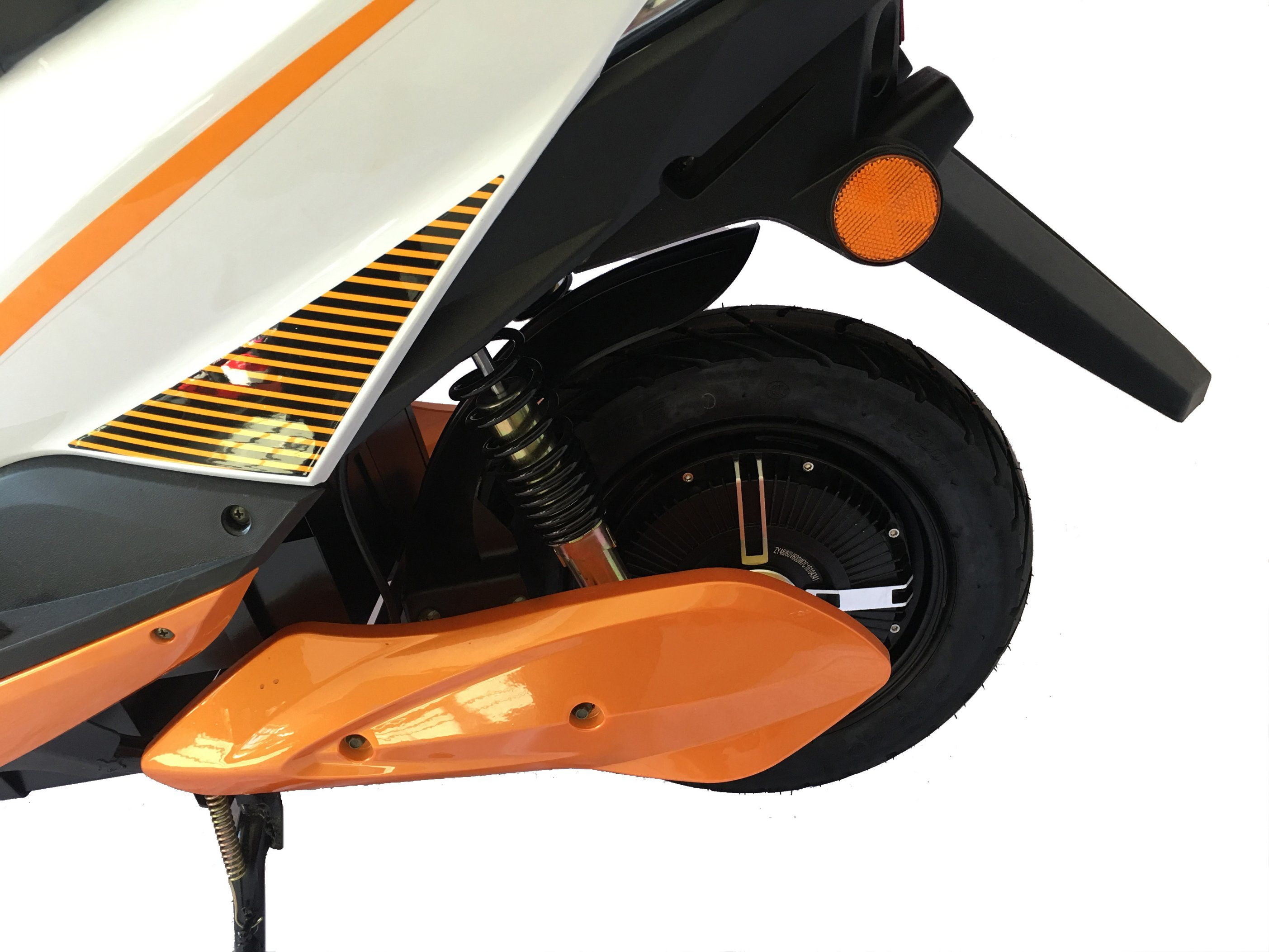 City Mobility Electric Scooters Moped with Removable Lithium Battery and a Modern Design
