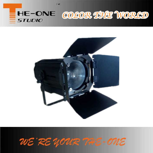 LED Fresnel Spotlight Zoom Video Studio Lighting