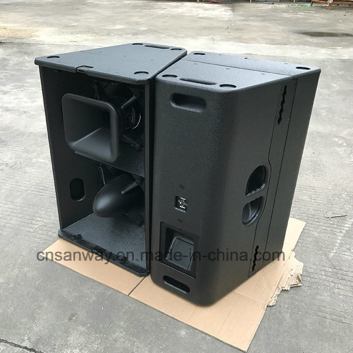 T24n Double 12 Inch Line Array Speaker with Excellent Musicality