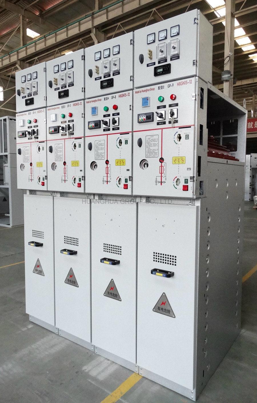 Gis Gas Insulated Metal Sf6 Switchgear