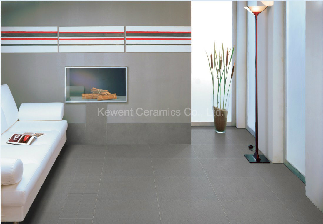 Reglazing Gres Porcellanato Vitrified Polished Tiles with New Design