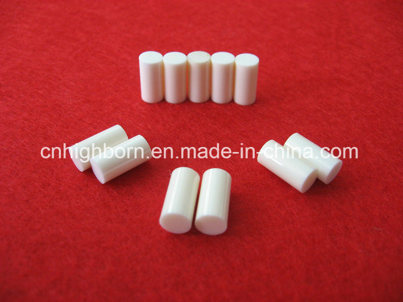 Textile Component Part, High 95% 99% Precision Alumina Ceramics Rods