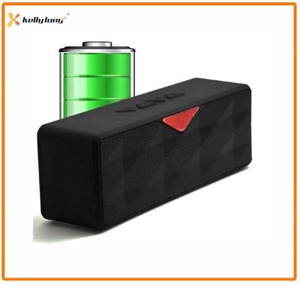 Portable Mini Cube Wireless Bluetooth Music Speaker