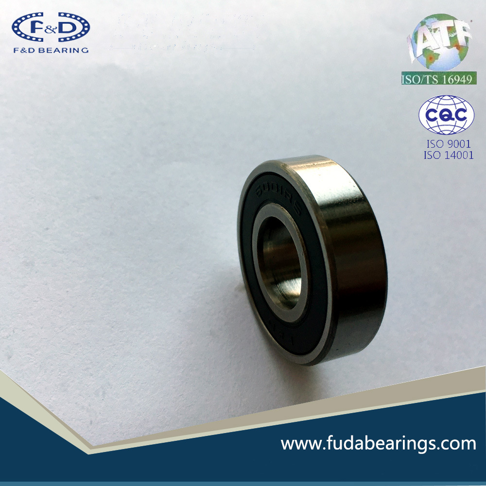 Ball Bearing, Automobile, Motor Bearing 6001 2RS